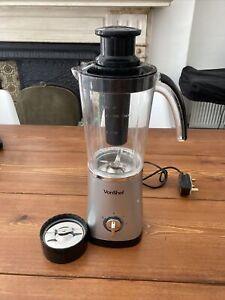 VonShef 13124 220W Grinder Juicer Smoothie Blender