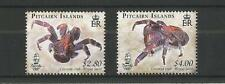 PITCAIRN ISLANDS 2009 COCONUT CRAB SG,776-777 UM/M NH LOT 1546A