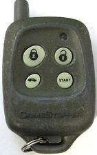 Keyless remote entry control car starter Aftermarket CHX433TX transmitter alarm