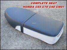 HONDA Cub C65 C70 C90 CM90 CM91 Complete Double Seat  ASSY