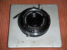 Schneider-Kreuznach Angulon 90mm f6.8 wide angle lens