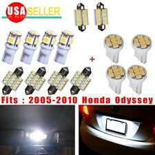 14x T10 LED Xenon Lights Bulbs Interior Package Wedge Bulbs for Map Dome Kit