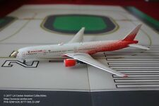 Phoenix Model Rossiya Russian Airlines Boeing 777-300 Leopard Face Model 1:400