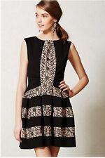 Eva Franco Anthropologie New Strata Dress $295 Size 0