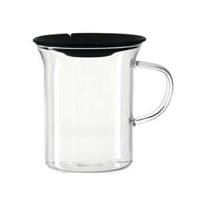 Montana 2 Pieces Set Tea Glass Clever Series - tea Mug & Lid/Cover - 440ml