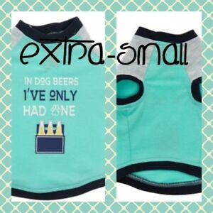 🐶Top Paw Apparel For Dogs  {Extra-small} 8-12inches (Brand New) 🐶