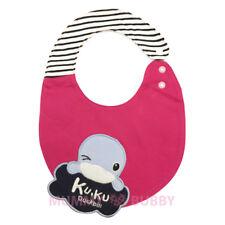 KuKu Duckbill Wink Baby Bib Pink