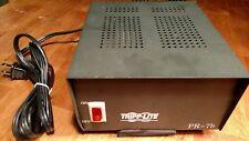 TESTED Tripp-Lite PR-7b DC Power Supply Input 117VAC 60Hz, Output 13.8VDC 7 Amps