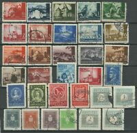 WWII Independent state Croatia NDH 1941/45 ☀ Lot of Used stamps