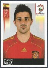 PANINI EURO 2008- #433-ESPANA-SPAIN-DAVID VILLA