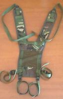 PLCE Webbing Yoke Harness DPM IRR  NATO NUMB. 8465-99-132-1560