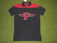 "Hombre a Medida (XS) Polo-Ralph Lauren cm P-Wing ""Camiseta de Rugby"