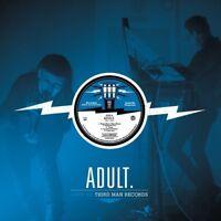 Adult. - Live At Third Man Records [New Vinyl LP]