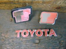 Toyota Yaris T-Sport 1999-2002 Badges Badge Emblems
