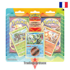 Pokémon - Duo Pack 2 boosters Janvier 2021 : Gorythmic, Pyrobut et Lézargus