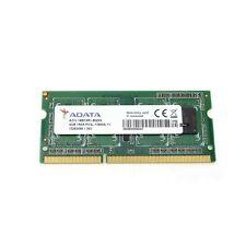 Adata 4GB RAM DDR3 1.35v So-Dimm(Laptop) Memory 1600Mhz PC3L-12800S 1RX8