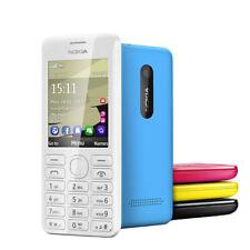 2060 Dual Sim Original Nokia 206 2G GSM 1.3M Unlocked Refurbished Celluar Phone