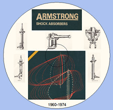 Armstrong Shock Absorbers Catalogue 1960-1974
