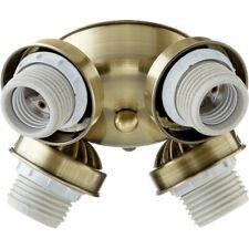 Quorum 4 Light, Light Kit, Antique Brass - 2401-804