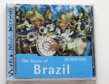 THE ROUGH GUIDE MUSIC OF BRAZIL CD SAMBA BOSSA NOVA RIO DE JANEIRO World Music