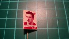 AFC Ajax Wim Suurbier stick pin badge 60s voetbal speldje