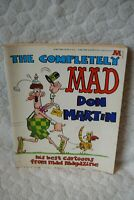 The Completely MAD Don Martin Book First Printing June 1974