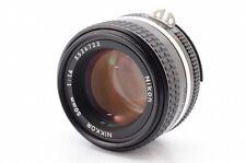 Nikon NIKKOR 50mm f/1.4 Ai-s(5526723)#81308 #197