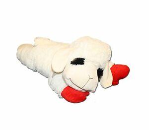 Multipet 48388 Multipet's Officially Licensed Lamb Chop Jumbo White Plush Dog...