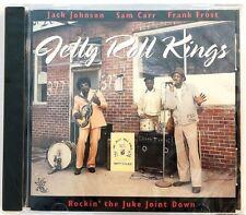 Jelly Roll Kings Rockin' the Juke Joint Down Cd New Sealed 1993 Earwig Music