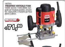 FRESATRICE VERTICALE F1260  VALEX cod 1467014 per LEGNO PANTOGRAFO