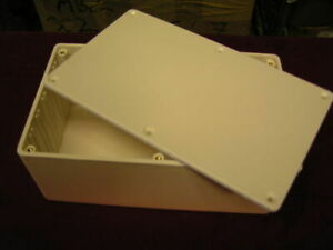 ABS Plastic Box MB6 Electronic Project etc 220x150x64mm Made in Britain OL0676