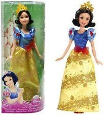 Disney Princess Sparkling Glitter Dress Snow White Doll (W5548 MATTEL)