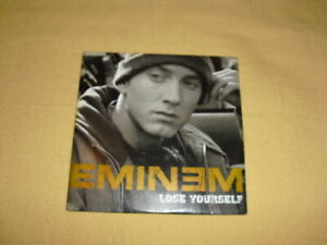 Eminem ‎– Lose Yourself CD Single