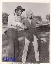Robert Ryan Michael Landon VINTAGE Photo God's Little Acre