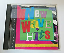 New Wave Hits, Vol. 1 by Various Artists (CD, May-1996, Rhino 80s Special Ed.