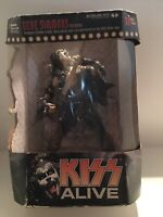 Vintage 2001 Gene Simmons Kiss Alive The Demon 12 in Figure. Mcfarlane Toys