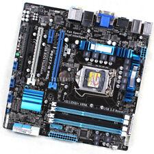 ASUS Motherboard P8Z77-M PRO, LGA 1155/Socket H2, Intel Z77 Chipset, DDR3 Memory