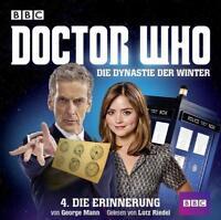 Doctor Who: Die Dynastie der Winter 4 Die Erinnerung (2016, Hörbuch)