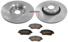 FOR TOYOTA AVENSIS 2.2TD 10 11 12 13 14 FRONT BRAKE DISC PADS SET T270 D4D D-CAT
