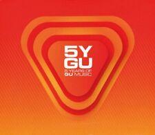[Music CD] 5YGU – 5 Years Of GU Music