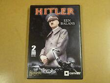 2-DISC DVD / HITLER - EEN BALANS