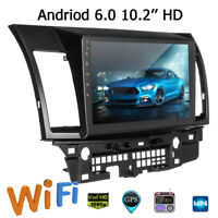 Android Car Stereo For Mitsubishi Lancer Radio GPS Navigation Head Unit Dash New