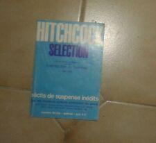 HITCHCOCK Sélection. N° 62 bis. L'anthologie du suspense. Eté 1966.