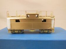 HO SCALE BRASS ALPHA MODELS PRR CABOOSE N-5C UNDECORATED