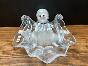 Halloween Harvest Collection Spooky Sweet Ghost Candy Dish