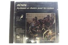 Benin Rythmes et Chants pour les Codum CD 1990 AIMP Gallo