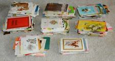 Lot 540+ Vintage 1950s 1960s 1970s Used Birthday Cards NR