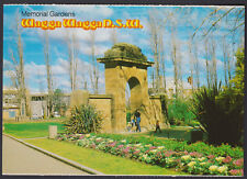 Postcard Australia Wagga Wagga NSW Memorial Gardens Mint Condition (Rose)