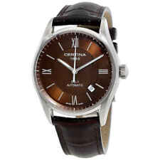 Certina DS 1 Automatic Brown Dial Men's Watch C0064071629800