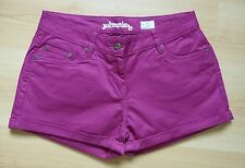 """Boden Johnnie B Shorts 10 30"""" Pink Casual Ditsy BNWOT Holiday Summer"""